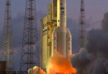 "Photo of بالفيديو.. شاهد لحظة إطلاق القمر الصناعي المصري ""طيبة 1"" من فرنسا"