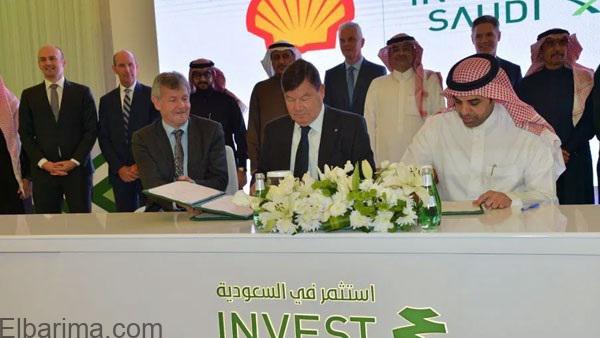 السعودية توقع 5 مذكرات مع شركات بتروكيماويات عالمية بقيمة 2 مليار دولار