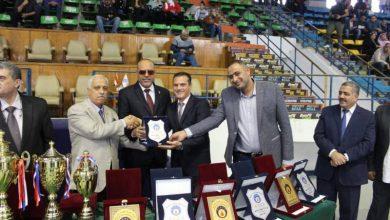 Photo of جبران يشهد المهرجان الرياضي السنوى لشركة ابسكو