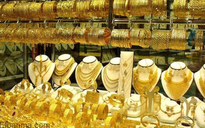 ارتفاع أسعار الذهب اليوم 5 جنيهات للجرام