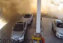 Photo of بالفيديو.. شاهد لحظة انفجار محطة وقود بالمدينة المنورة فى السعودية
