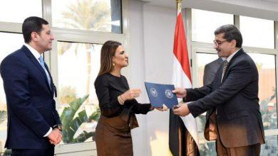 Photo of سحر نصر تؤكد على دعمها المتواصل لمستثمري ميت غمر