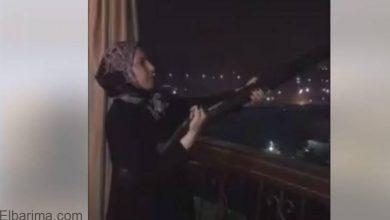 """Photo of """"نائبة الخرطوش"""": سأسلم السلاح بعد الاحتفال بعيد ميلادى غداً"""