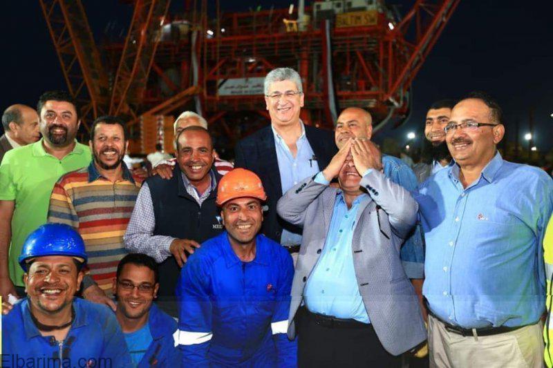 عودة 240 عاملاً بالبترول من العالقين بالسعودية والإمارات لأرض الوطن .. والعاملين :