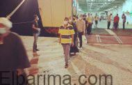 وزير النقل يتابع وصول 348 راكب مصري من الأردن