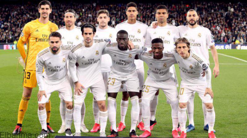 تعرف على التشكيل المتوقع لريال مدريد ..اليوم