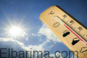 الارصاد: غدا استمرار ارتفاع درجات الحرارة وطقس حار بالقاهرة والعظمى 38 درجة