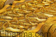 أسعار الذهب ترتفع جنيهين وعيار 21 يسجل 796 جنيها
