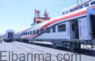 وزير النقل يكلف بتشغيل القطارات الجديدة قبل العيد تنفيذا لتكليفات الرئيس