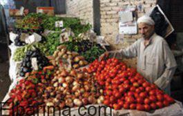 اسعار الخضروات في الاسواق اليوم الاثنين 6 /7 /2020