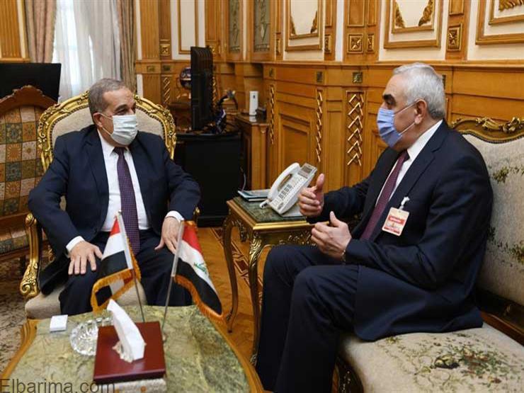Photo of وزير الإنتاج الحربي يبحث مع سفير العراق مجالات التعاون المشترك