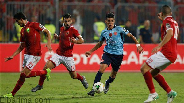 الاهلي يخاطب وزارة الشباب لإقامة مباراة الوداد المغربي على إستاد القاهرة
