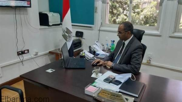Photo of نائب وزير الإسكان للبنية الأساسية يتابع مشروعات المرافق الجاري تنفيذها بالعاصمة الإدارية الجديدة