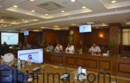 ورشة عمل لرؤساء الأحياء والمراكز للتدريب على منظومة الخدمات الحكومية بالجيزة