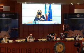 وزيرة الطاقة القبرصية: منظمة غاز شرق المتوسط تدعم رافاهية شعوب المنطقة