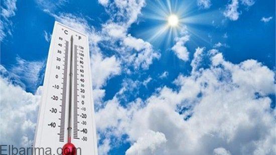 أمطار رعدية اليوم بجنوب سيناء متوسطة بالسواحل الغربية وطقس مائل للحرارة بالقاهرة