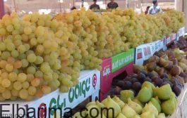 أسعار الفاكهة في الأسواق اليوم الأربعاء 23 /9 /2020