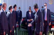 الرئيس السيسي يفتتح أكبر مجمع لتكرير البترول فى الشرق الأوسط بمسطرد