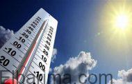 الارصاد: طقس اليوم مائل للحرارة شمالاً شديد الحرارة على الصعيد.. والقاهرة تسجل 30 درجة