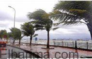الارصاد: رياح مثيرة للأتربة وأمطارا رعدية على مناطق بالوجه البحرى غدا