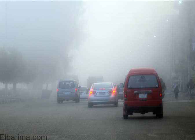 الارصاد: شبورة بأغلب الأنحاء اليوم وطقس مائل للحرارة بالقاهرة شديد الحرارة فى الصعيد