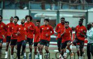 الاهلى يواصل استعدادته لنهائي دوري أبطال أفريقيا