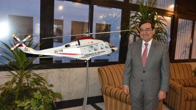 Photo of بأيدي مصرية .. تجميع أول طائرة هليكوبتر لخدمة حقول البترول والغاز