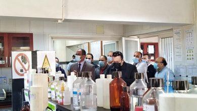 Photo of مسئولو وزارة الإسكان يتفقدون محطة تنقية مياه الشرب بمنطقة الأميرية