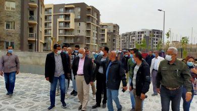 "Photo of مسئولو ""الإسكان "" يتفقدون مشروعات مدينة المنيا الجديدة"