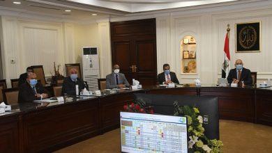 Photo of وزير الإسكان يتابع إجراءات تنفيذ الخطة الاستراتيجية للتوسع فى محطات تحلية مياه البحر