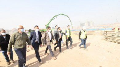 "Photo of مسئولو ""الإسكان"" يتفقدون مشروع تطوير منطقة سور مجرى العيون بمحافظة القاهرة"