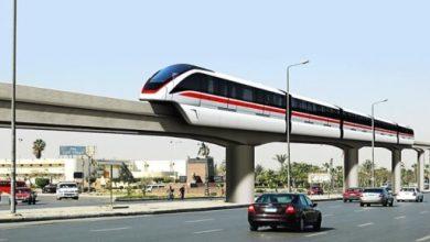 Photo of فيديو..وزارة النقل تستعرض مشروع قطار مونوريل العاصمة الإدارية