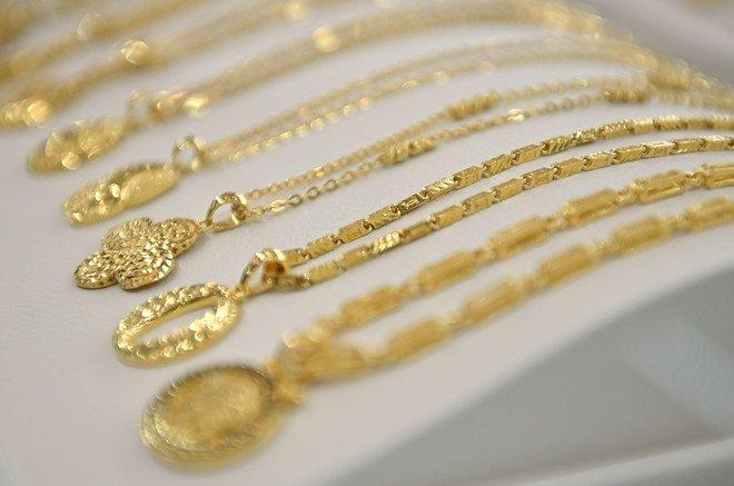 9ر36 دينار سعر جرام الذهب بالأردن