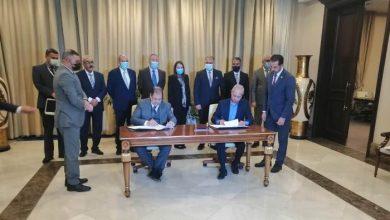 Photo of اتفاقية توأمة بين صناعة الأردن واتحاد الصناعات العراقية