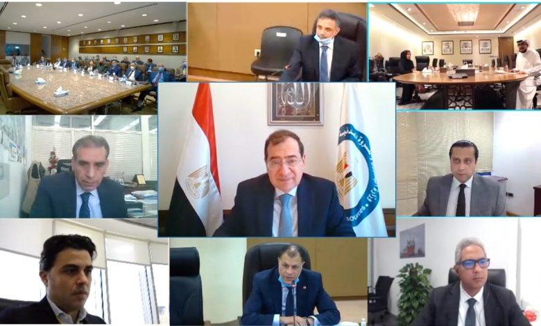شراكة مصرية إمارتية لتنمية حقول بترول خليج السويس بـ562 مليون دولار