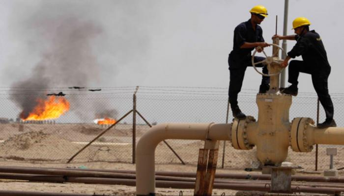 العراق يستثمر الغاز المصاحب للنفط بطاقة 2700 مليون قدم يوميًا