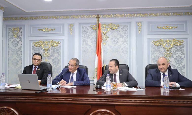 وزير الاتصالات المصري: رفع كفاءة الانترنت لمليون منزل