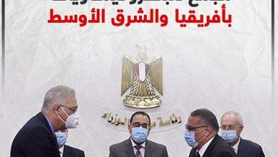 Photo of مصر تبدأ إنشاء أكبر مجمع للبتروكيماويات بأفريقيا والشرق الأوسط