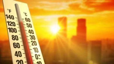 Photo of الأرصاد: طقس شديد الحرارة اليوم بكافة الأنحاء والعظمى بالقاهرة 36 درجة
