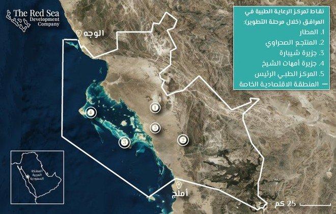 مشروع البحر الأحمر يحصل على تمويل بقيمة 14 مليار ريال