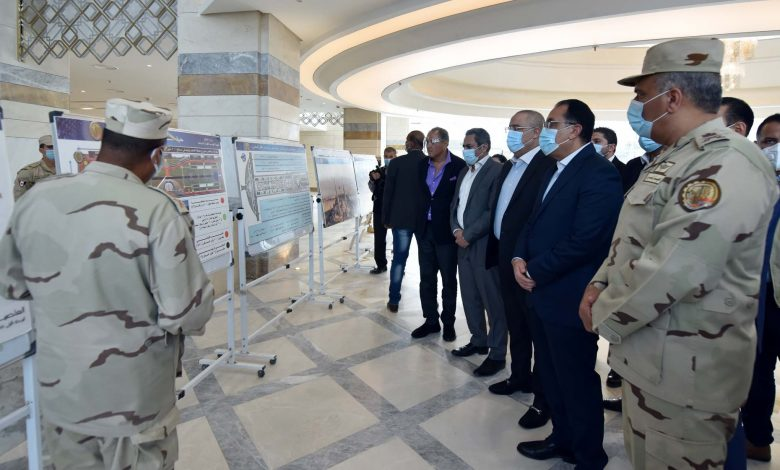 الحكومة المصرية تستعد لاحتفالية العاصمة الإدارية الجديدة