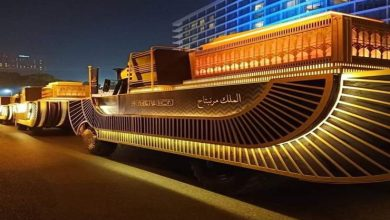 Photo of نقل مباشر لموكب المومياواتالملكية المصرية