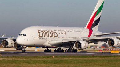 Photo of الإمارات تعلق رحلاتها من جنوب إفريقيا
