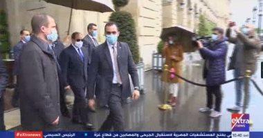 Photo of الرئيس السيسي يصل قصر الإليزيه لعقد قمة مع نظيره الفرنسي إيمانويل ماكرون
