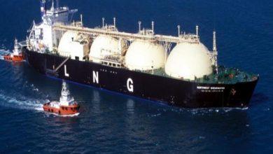 Photo of 4.582 مليون طن صادرات الدول العربية من الغاز المسال إلي اليابان و كوريا الجنوبية والصين