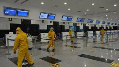 Photo of تعقيم شامل بجميع المطارات المصرية استعدادا لعطلة عيد الفطر