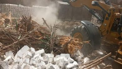 Photo of متابعة تنفيذ توجيهات السيسي بمنع التعدي على الأراضي الزراعية