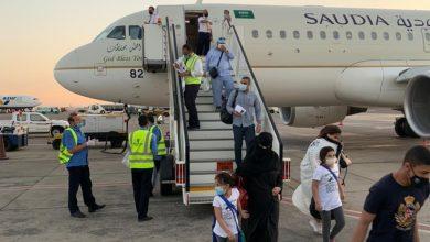 Photo of مطار شرم الشيخ الدولى يستقبل أولي الرحلات السياحية من السعودية