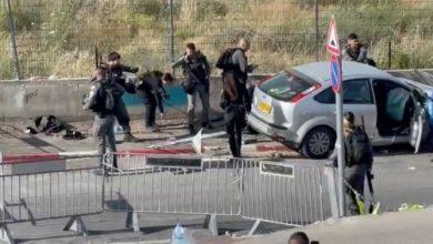 Photo of فيديو..عملية دهس جنود إسرائيليين واستشهاد منفذها بحي الشيخ جراح