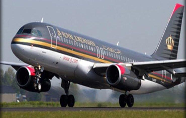 طيران الملكية الأردنية يخسر 64 مليونا العام الماضي